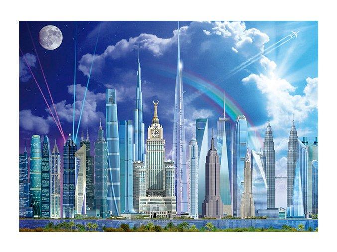 Výškové budovy Světa