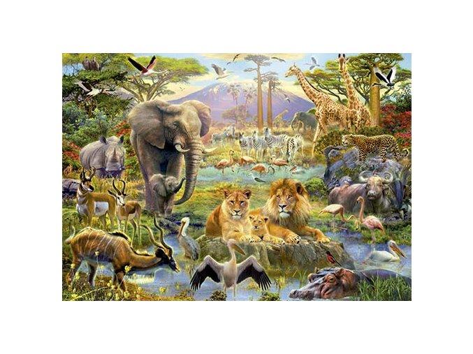 Afrika - U napajedla