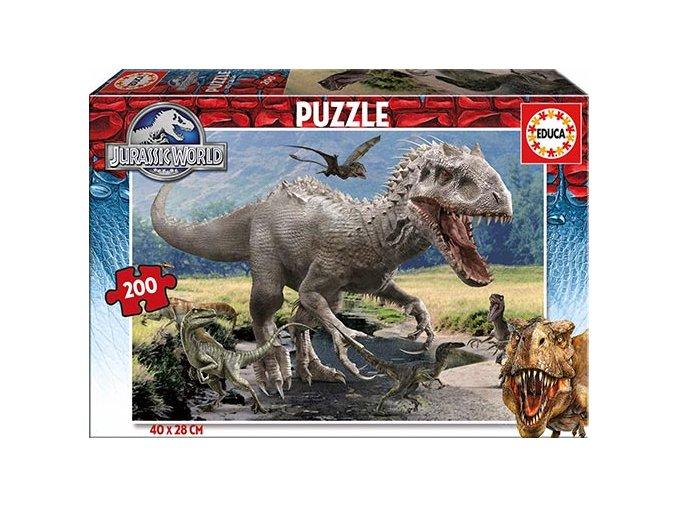 Jurský park - Tyrannosaurus Rex