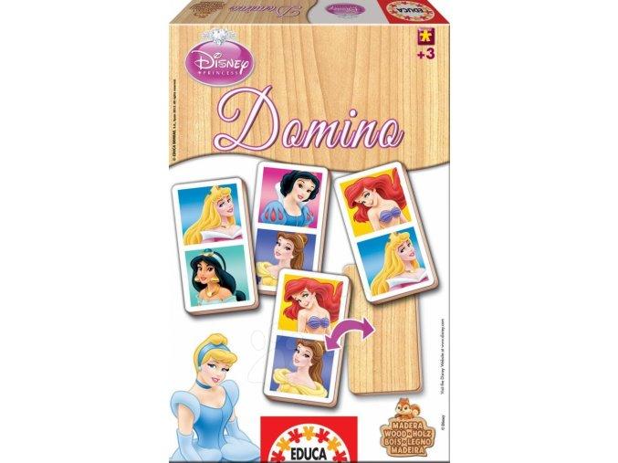 Walt Disney: Dřevěné domino Princezny