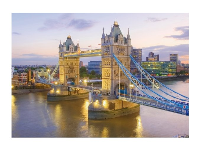 Tower Bridge - Londýn - HQC