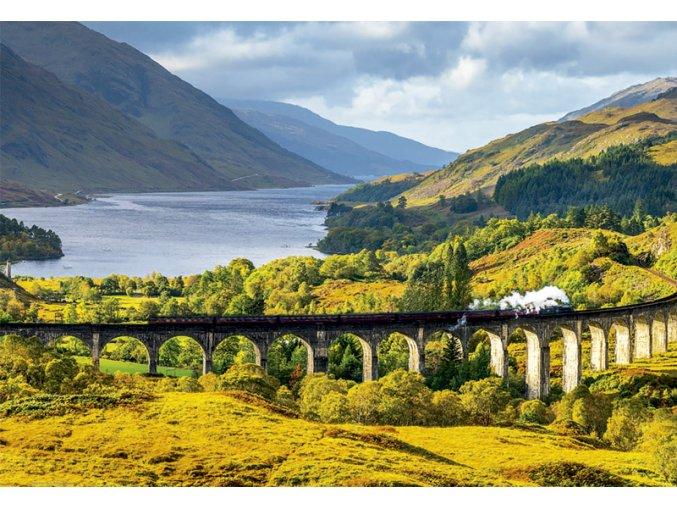 Viadukt Glenfinnan, Skotsko