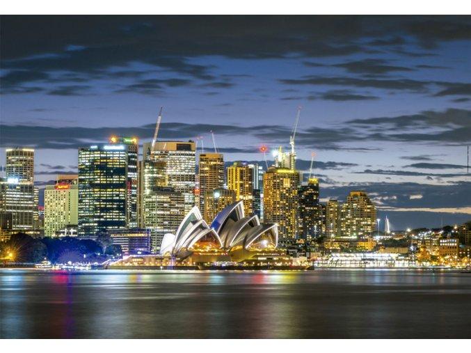 Soumrak nad Sydney