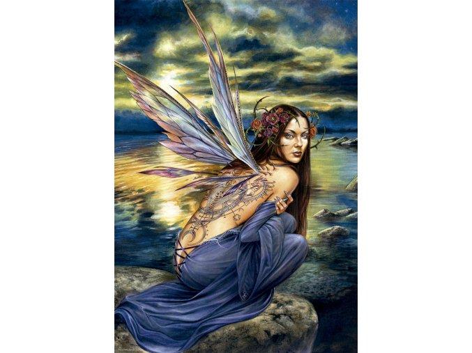 Sylundine - Motýlí dívka