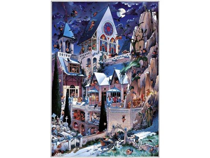 Loup: Hrad hrůzy (Castle of Horror) - triangular