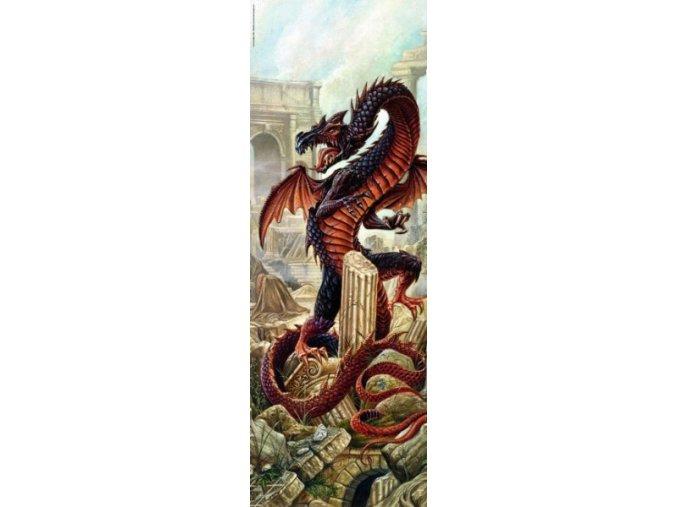Alchemy - Nevraživý drak (Vindictive Dragon) - vertikální
