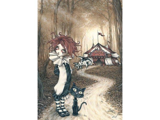 Victoria Francés: Misty Circus - Tent (Stan)