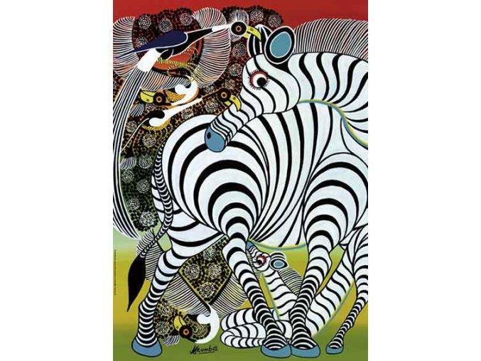 Tinga Tinga - Zebra