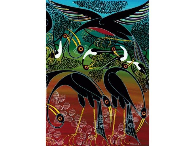 Tinga Tinga - Cranes (Jeřábi)