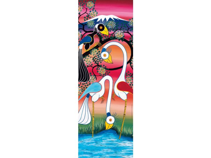 Tinga Tinga - Čápi (Storks) - vertikální