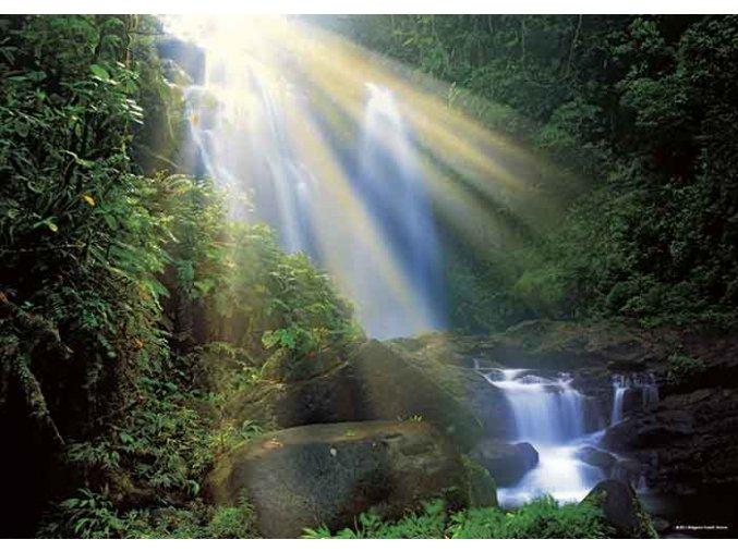 Magický les - Vodopád (Magic Forest - Waterfall)