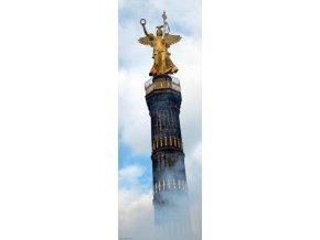 Vítězný sloup (Sights - Victory Column)- Berlín - vertikální