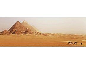 Pyramidy (Pyramids) - panorama