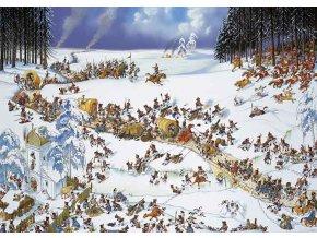Loup: Napoleonovy zimní hry (Napoleon´s Winter Games)