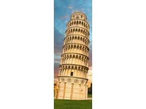 Šikmá věž v Pise (Sights - Tower of Pisa) - vertikální