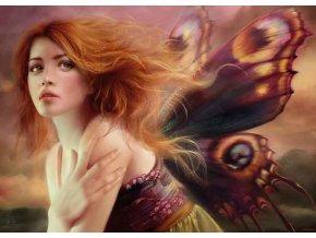 Mélanie Delon: Motýlí křídla (Butterfly Wings)