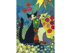 Rosina Wachtmeister: Záhon (Flowerbed)