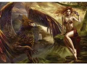 Cris Ortega: Orlí královna (Eagle Queen)