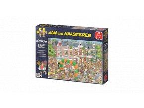 Jan van Haasteren: Pochod (Nijmegen Marches)