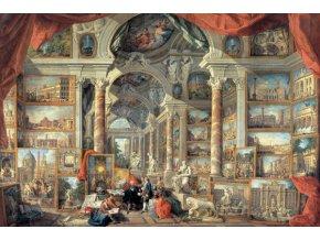 Panini: Řím - pohled na umění