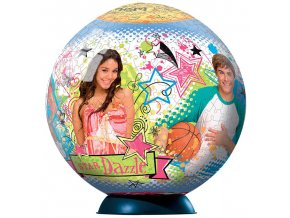High School Musical 2 - puzzleball