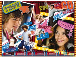 High School Musical: Troy a Gab