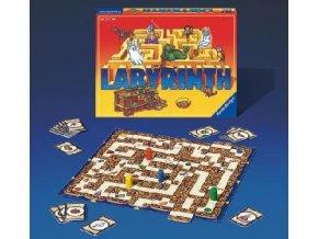 Labyrint - nový (Labytinth) = Tajemnice Labyrintu