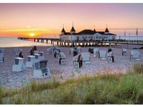 Baltské moře - Ahlbeck