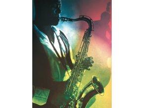 Saxofon - jazz