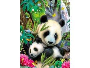 Rozkošná panda (Lovely Panda) XXL
