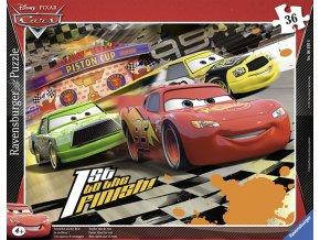 Cars - První v cíli - deskové
