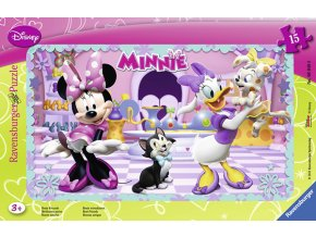 Walt Disney: Myška Minnie - deskové v rámečku
