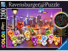 Pier Party, Gelini - Color starlline - barevně svítí ve tmě -1200 dílků