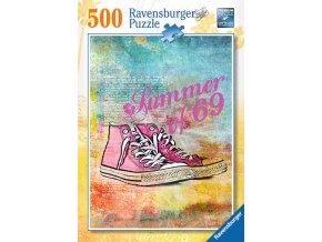 Summer of 69 - Růžové tenisky