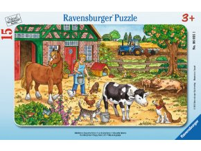 Život na farmě - deskové