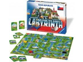 Labyrint: Česká republika - hra