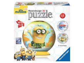 Mimoň - 3D puzzleball 72 dílků