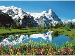 Švýcarsko - Bernese Oberland