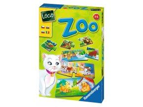 Zvířátka a mláďátka (ZOO) - naučná hra pro děti