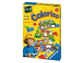 Colorino - naučná hra pro děti