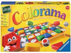 Colorama - naučná hra