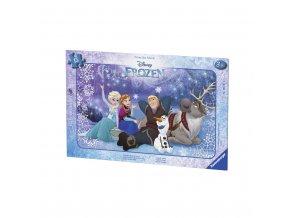 Walt Disney: Frozen: Pod hvězdami - deskové v rámečku