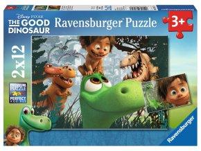 Hodní dinosauři - 2 x 12 dílků