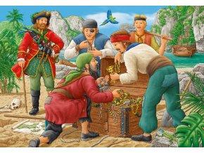 Mezi piráty - 2 x 24 dílky