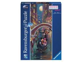 Walt Disney: Mickey a Minnie - Romantika v Benátkách