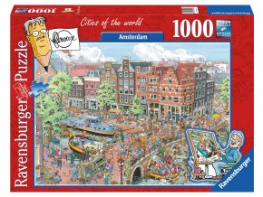 Frans de Leroux: Amsterdam