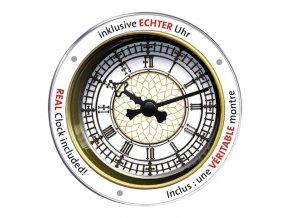 Big Ben - 3D - se skutečnými hodinami - 216 dílků