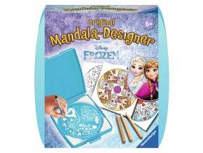 Mandala Designer: Frozen - mini mandala