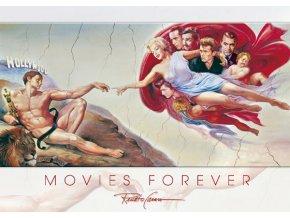 Renato Casaro: Hvězdy filmového plátna (Movies forever)