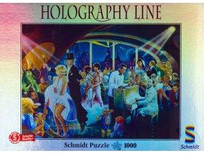 Holography line: Showtime: Det Helt store show
